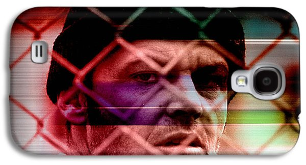 Jack Nicholson Galaxy S4 Case by Marvin Blaine