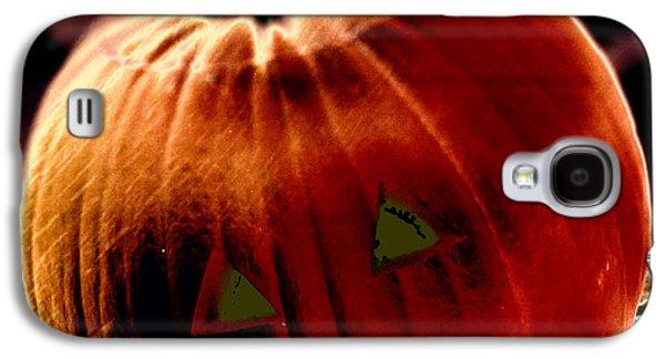 Jacko Galaxy S4 Cases - Jacko Lantern Galaxy S4 Case by Iris Richardson