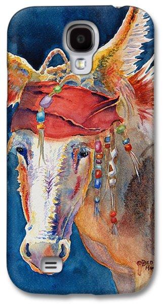 Jack Burro -  Donkey Galaxy S4 Case by Deb  Harclerode