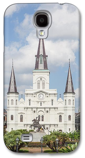 Jackson Square Cathedral Galaxy S4 Case by Kay Pickens