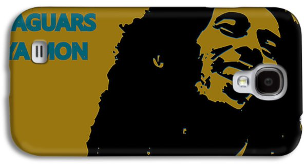Jacksonville Jaguars Ya Mon Galaxy S4 Case by Joe Hamilton