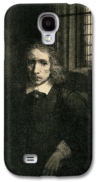 Drypoint Galaxy S4 Cases - Jacob Haaringh Galaxy S4 Case by Rembrandt