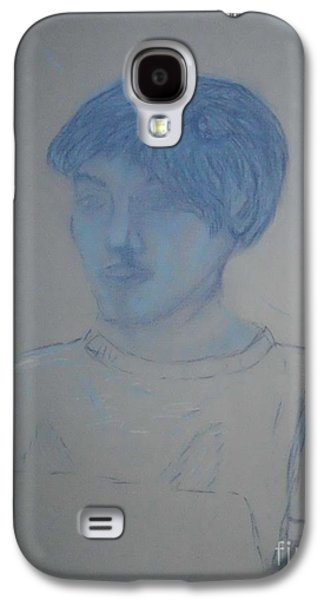Etc. Drawings Galaxy S4 Cases - Jacob Stewart Galaxy S4 Case by James Eye