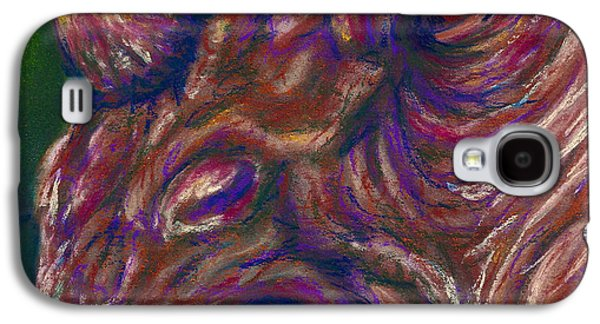 Science Fiction Pastels Galaxy S4 Cases - Jadoon Galaxy S4 Case by Connie Mobley Johns