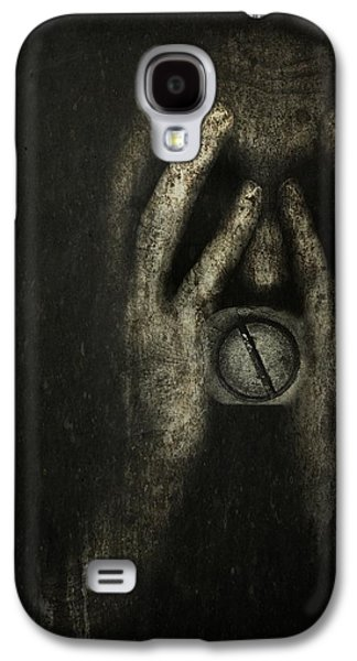 Jail Galaxy S4 Cases - Jail within Galaxy S4 Case by Johan Lilja