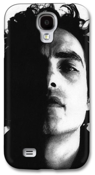 Red Letter Days Drawings Galaxy S4 Cases - Jakob Dylan Galaxy S4 Case by Justin Clark