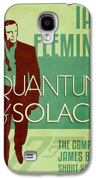 Book Of Daniel Galaxy S4 Cases - James Bond Book Cover Movie Poster Art 2 Galaxy S4 Case by Nishanth Gopinathan