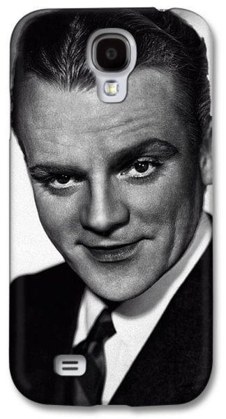Ev-in Galaxy S4 Cases - James Cagney Galaxy S4 Case by Michael Braham
