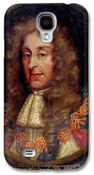 James II Galaxy S4 Case by British Library