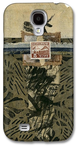 Japan 1943 Collage Galaxy S4 Case by Carol Leigh