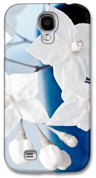 A Sunny Morning Galaxy S4 Cases - Jasmine Galaxy S4 Case by Frank Tschakert