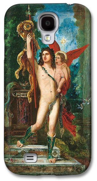 Jason And Eros Galaxy S4 Case by Gustave Moreau