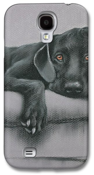 Print On Canvas Galaxy S4 Cases - Jasper Galaxy S4 Case by Cynthia House