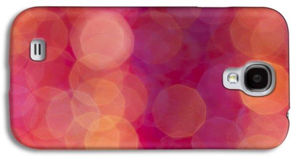 Glitters Galaxy S4 Cases - Jazz On Wheels Galaxy S4 Case by Jan Bickerton