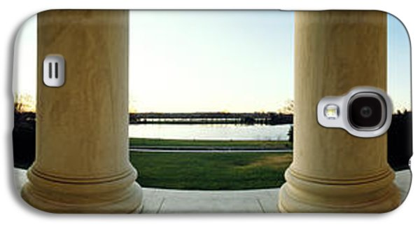 Jefferson Memorial Washington Dc Galaxy S4 Case by Panoramic Images