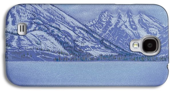 Park Scene Pastels Galaxy S4 Cases - Jenny Lake - Grand Tetons Galaxy S4 Case by Michele Myers
