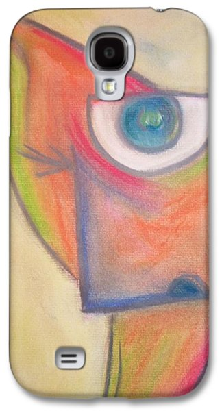 Animation Pastels Galaxy S4 Cases - Jester Galaxy S4 Case by Amy Brock