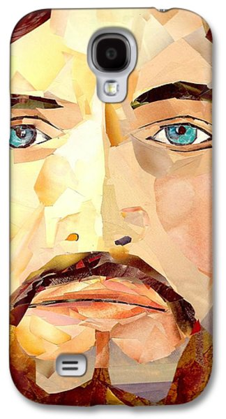 Atonement Galaxy S4 Cases - Jesus Christ - Redeemer Galaxy S4 Case by Paul Frederick Bush