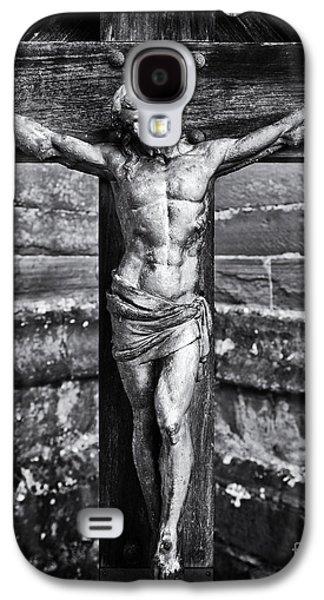 Jesus Photographs Galaxy S4 Cases - Jesus Christ  Galaxy S4 Case by Tim Gainey