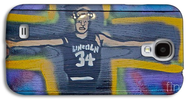Discrimination Paintings Galaxy S4 Cases - Jesus Shuttlesworth Galaxy S4 Case by Tony B Conscious