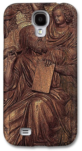 Colonial Man Photographs Galaxy S4 Cases - Jesus The Teacher Galaxy S4 Case by Al Bourassa