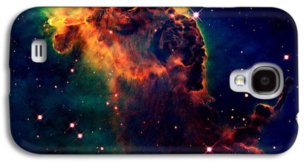 Recently Sold -  - Jet Star Galaxy S4 Cases - Jet in Carina Galaxy S4 Case by Amanda Struz