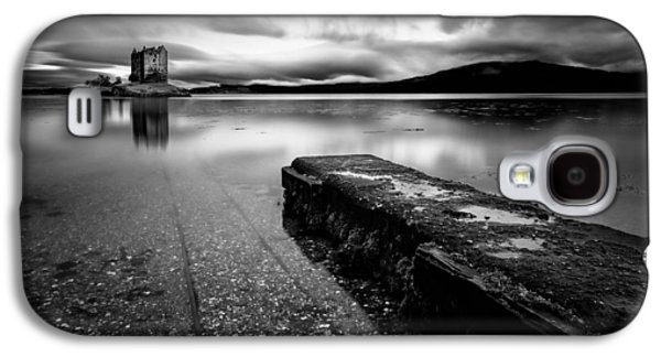 Castle Galaxy S4 Cases - Jetty to Castle Stalker Galaxy S4 Case by Dave Bowman