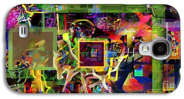 Inner Self Galaxy S4 Cases - Jew 20 Galaxy S4 Case by David Baruch Wolk
