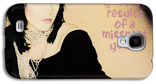 1980s Galaxy S4 Cases - Joan Jett - Glorious Results of a Misspent Youth 1984 Galaxy S4 Case by Epic Rights