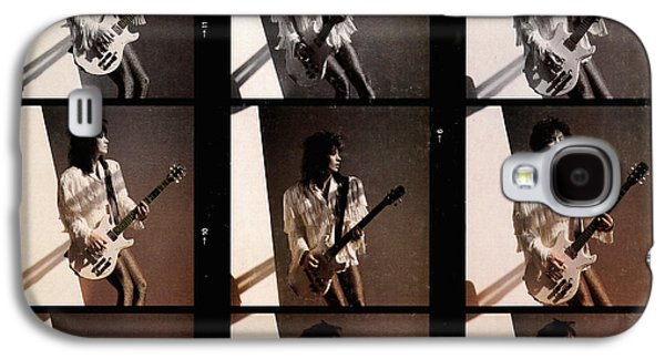 1980s Galaxy S4 Cases - Joan Jett - Good Music 1986 Galaxy S4 Case by Epic Rights