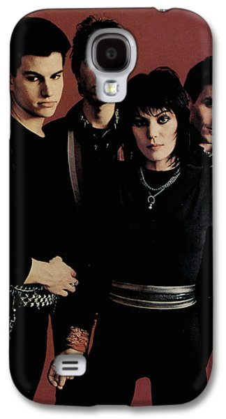 1980s Galaxy S4 Cases - Joan Jett - I Love Rock n Roll 1981 - Back Cover Galaxy S4 Case by Epic Rights