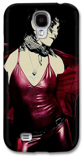1980s Galaxy S4 Cases - Joan Jett - Unvarnished 2013 - Back Cover Galaxy S4 Case by Epic Rights