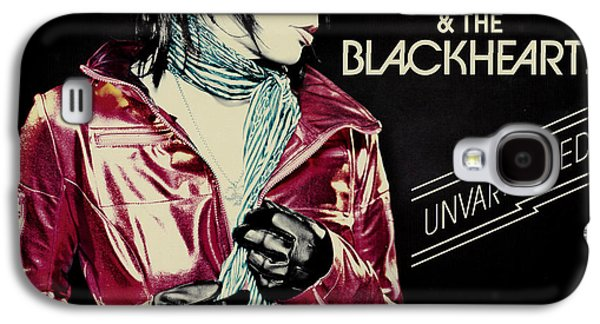 1980s Galaxy S4 Cases - Joan Jett - Unvarnished 2013 Galaxy S4 Case by Epic Rights