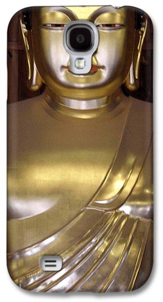 Siddharta Galaxy S4 Cases - Jogyesa Buddha Galaxy S4 Case by Jean Hall
