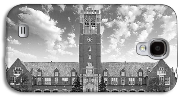 Collegiate Galaxy S4 Cases - John Carroll University Administration Building Galaxy S4 Case by University Icons