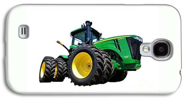 Series Photographs Galaxy S4 Cases - John Deere 9460R Galaxy S4 Case by Olivier Le Queinec