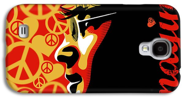 John Lennon Imagine Galaxy S4 Case by Sassan Filsoof