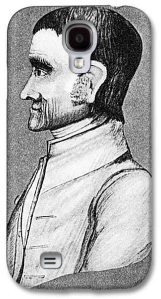 John Woolman (1720-1772) Galaxy S4 Case by Granger