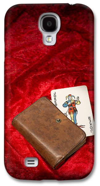Joker Galaxy S4 Case by Amanda Elwell