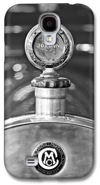 Jordan Photographs Galaxy S4 Cases - Jordan Motor Car Boyce MotoMeter 2 Galaxy S4 Case by Jill Reger