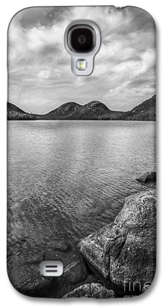 Maine Mountains Galaxy S4 Cases - Jordan Pond Acadia National Park Maine. Galaxy S4 Case by Diane Diederich