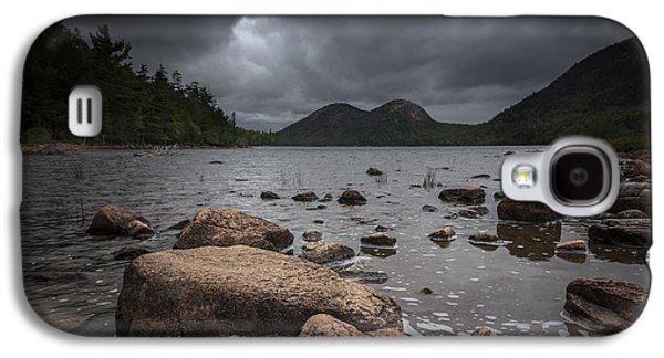 Jordan Photographs Galaxy S4 Cases - Jordan pond Galaxy S4 Case by Chris Fletcher