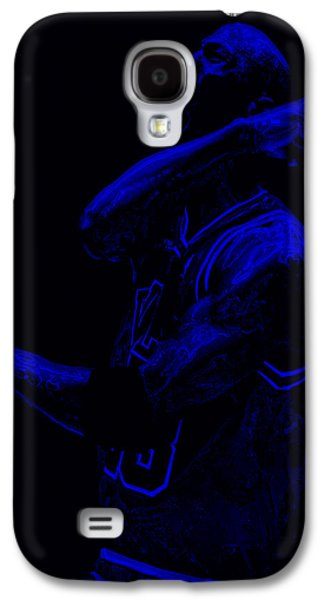 Mj Digital Art Galaxy S4 Cases - Jordan Victory  Galaxy S4 Case by Brian Reaves