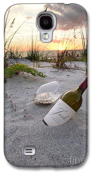 Vineyard In Napa Galaxy S4 Cases - Josh Wine Galaxy S4 Case by Jon Neidert