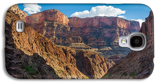 Grand Canyon Photographs Galaxy S4 Cases - Journey through the Grand Canyon Galaxy S4 Case by Inge Johnsson