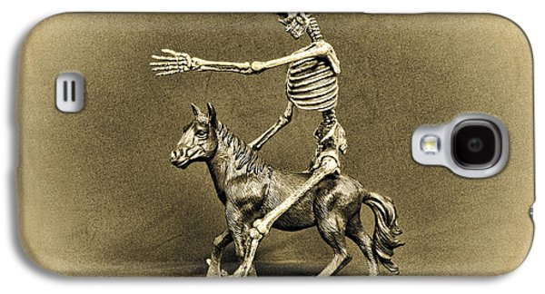 Macabre Digital Galaxy S4 Cases - Journey With An Ass Galaxy S4 Case by Jeff  Gettis