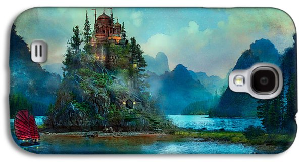 Fantasy Photographs Galaxy S4 Cases - Journeys End Galaxy S4 Case by Aimee Stewart
