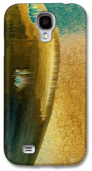 Jug Abstraction Galaxy S4 Case by Ben and Raisa Gertsberg