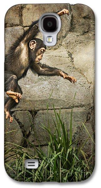 Jump For Joy Galaxy S4 Case by Jamie Pham