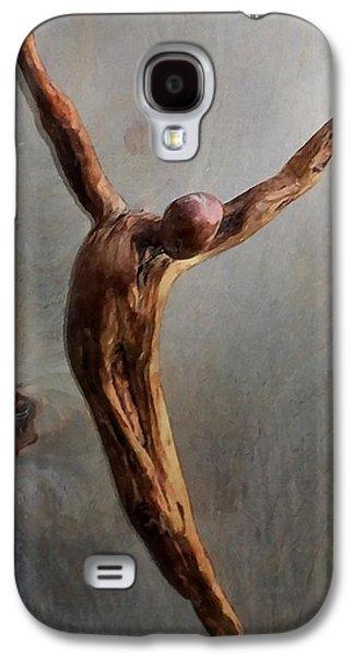 Gnarly Galaxy S4 Cases - Jump Galaxy S4 Case by Gun Legler